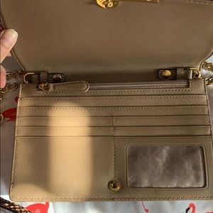 Michael Kors Bags - Michael Kors JetSet Travel Python Embossed Leather